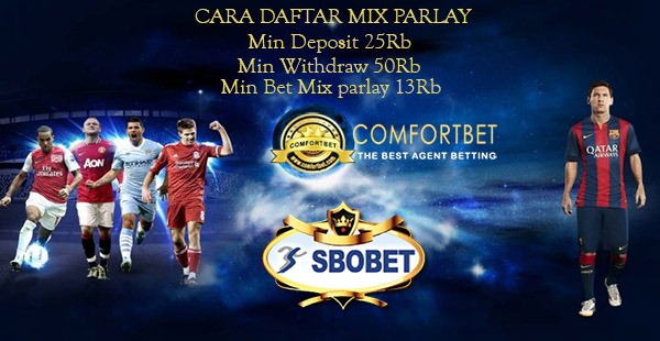 daftar mixparlay online, agen judi mixparlay online