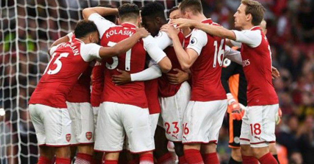 Prediksi Skor Arsenal Vs Sporting CP 9 November 2018