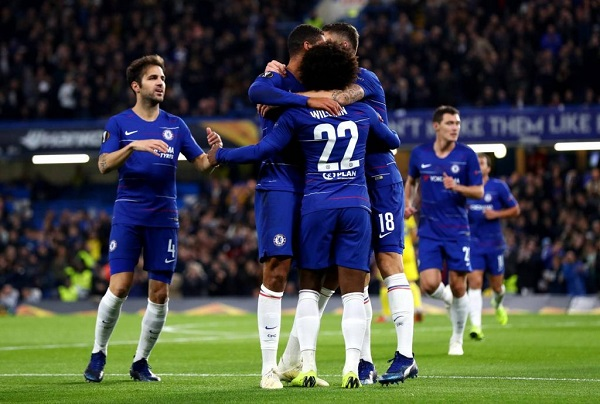 Prediksi Skor Bate Vs Chelsea 9 November 2018
