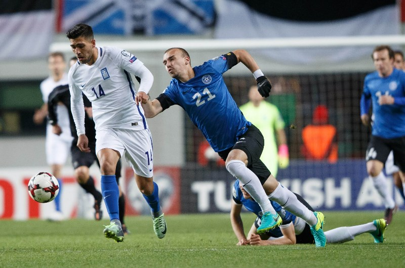 Prediksi Skor Greece vs Estonia 19 November 2018
