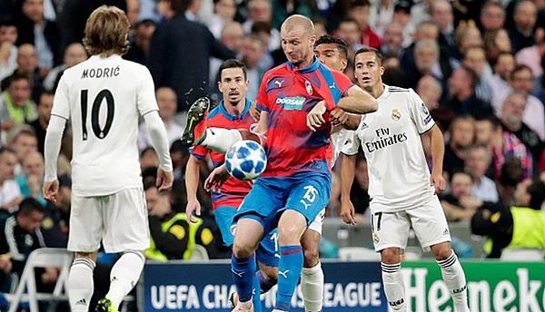 Prediksi Skor Viktoria Plzen vs Real Madrid 8 November 2018