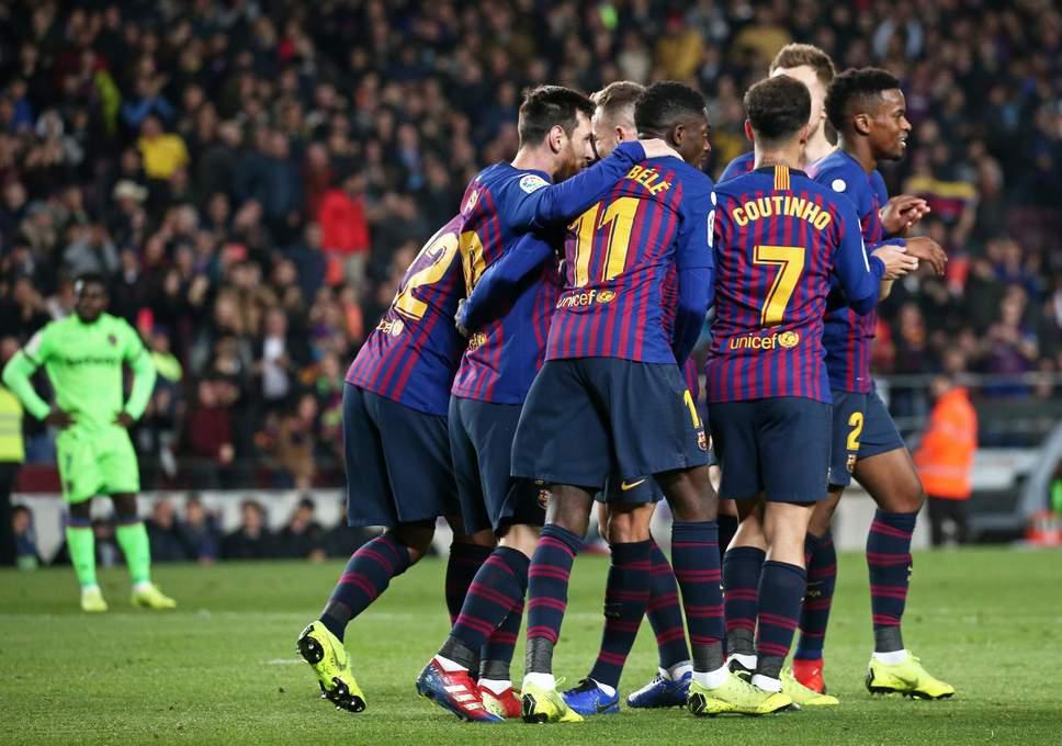 Prediksi Skor Barcelona vs Leganes 21 Januari 2019