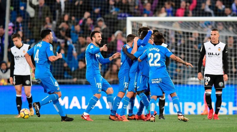 Prediksi Skor Getafe vs Valencia 23 Januari 2019