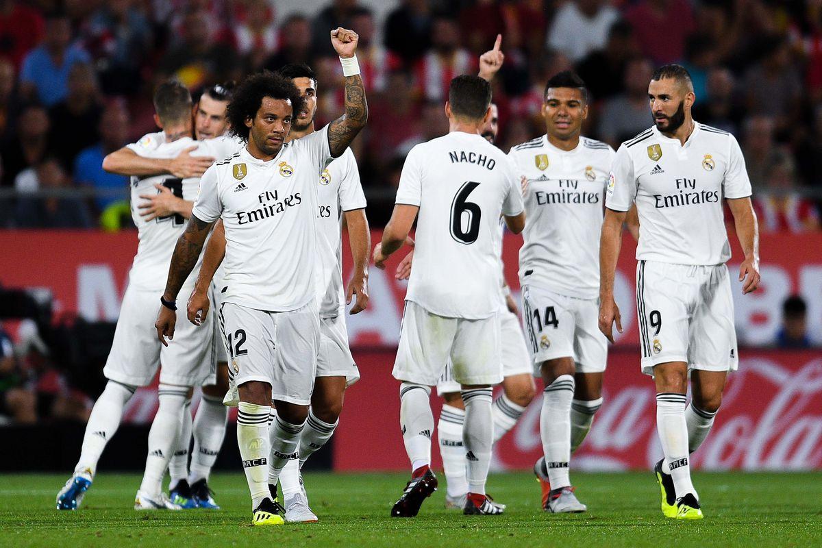 Prediksi Skor Real Madrid Vs Girona 25 Januari 2019