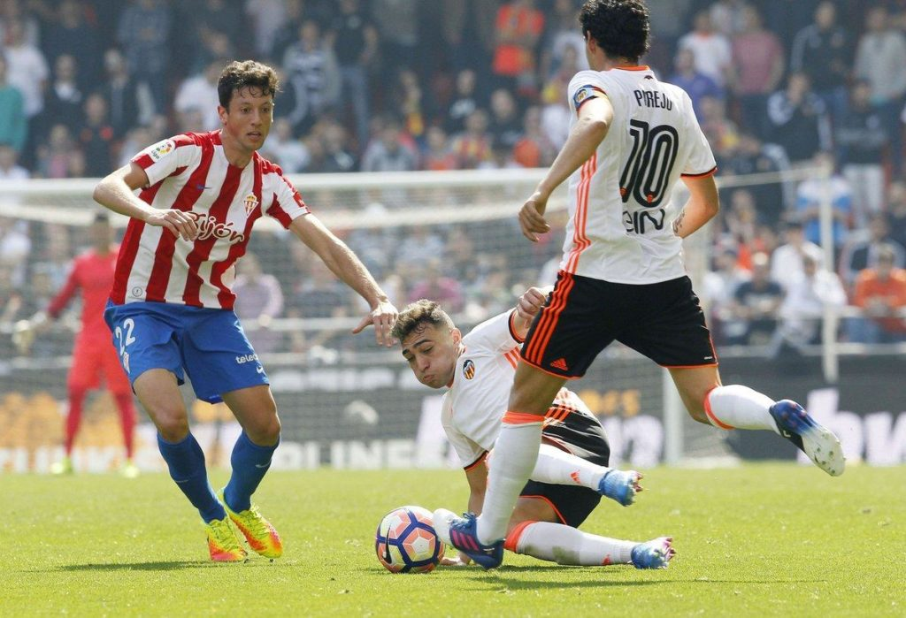 Prediksi Skor Valencia Vs Sporting Gijon 16 Januari 2019
