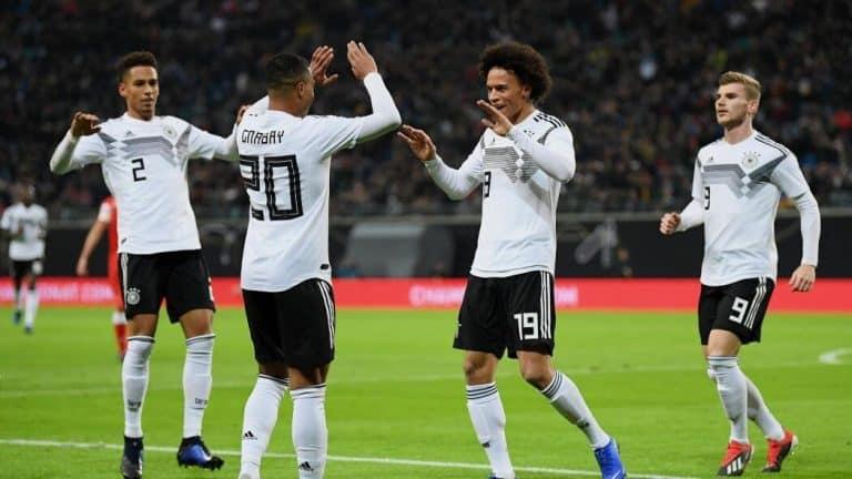 Prediksi Skor Netherlands Vs Germany 25 Maret 2019