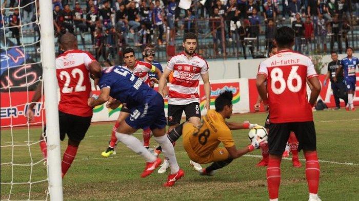 Prediksi Skor Madura United Vs Borneo 28 Mei 2019