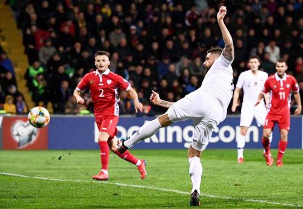 Prediksi Skor Andorra Vs Prancis 12 Juni 2019