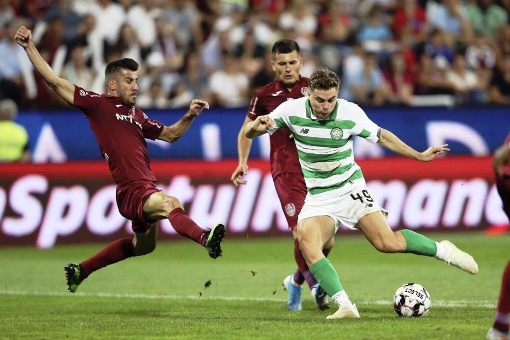 Prediksi Skor Celtic Vs CFR Cluj 14 Agustus 2019