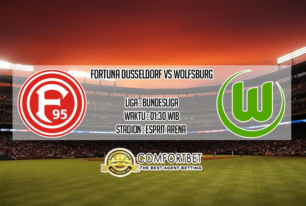 Prediksi Skor Fortuna Dusseldorf vs Wolfsburg 14 September 2019