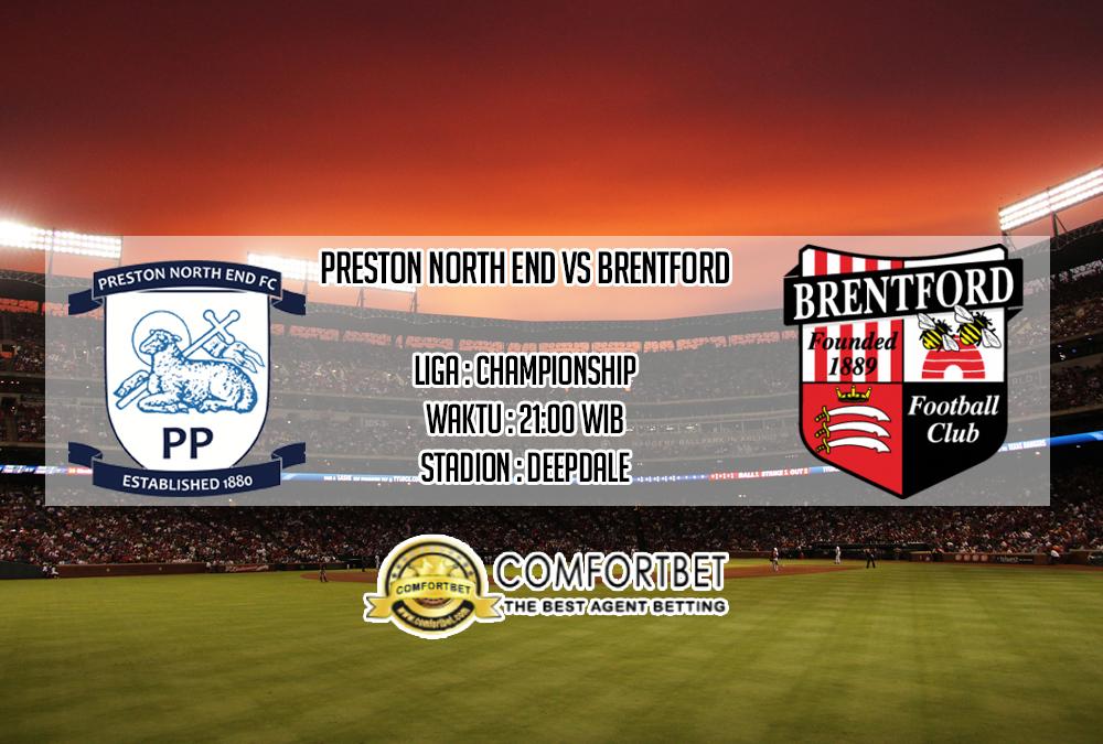 Prediksi Skor Preston North End Vs Brentford 14 September 2019
