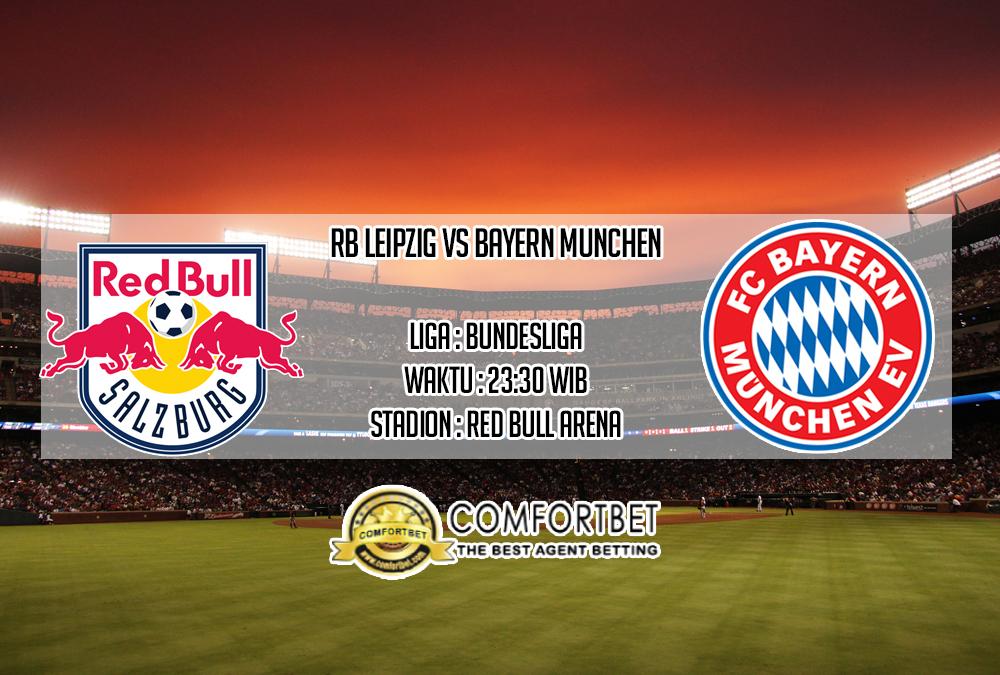 Prediksi Skor RB Leipzig vs Bayern Munchen 14 September 2019