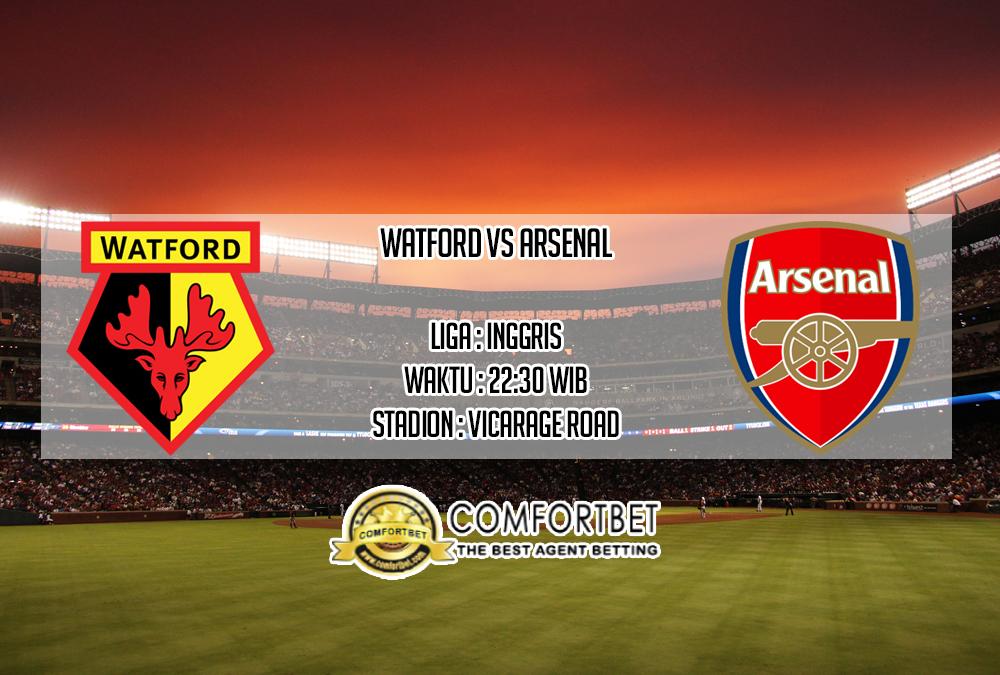Prediksi Skor Watford vs Arsenal 15 September 2019