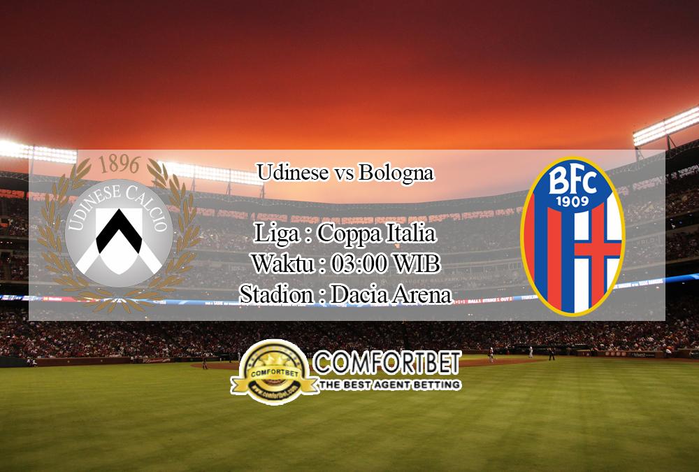 Prediksi Skor Udinese Vs Bologna 5 Desember 2019