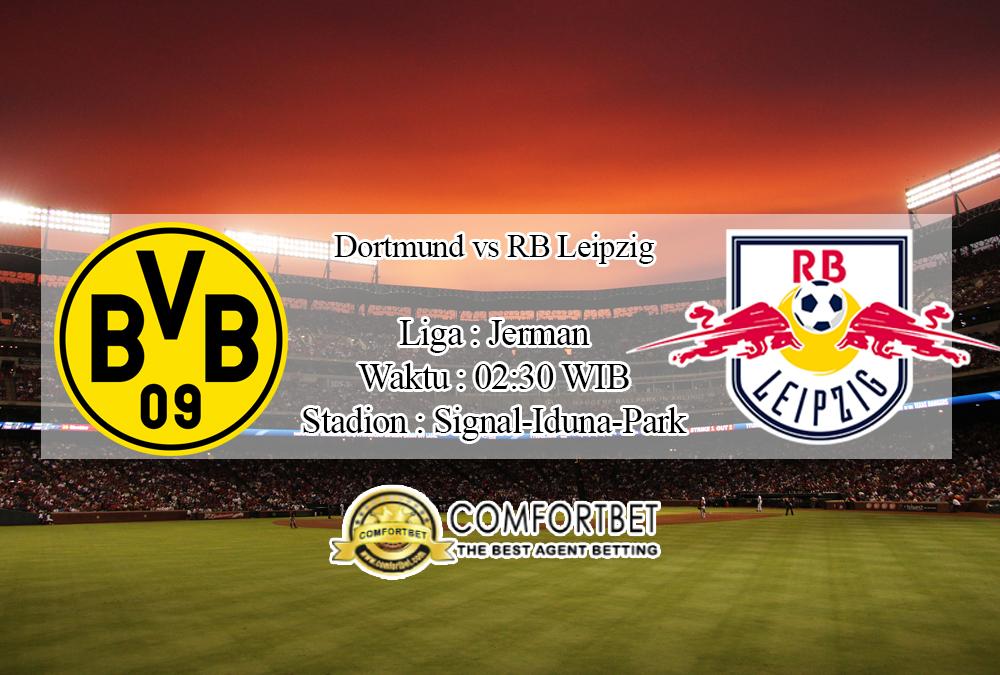 Prediksi Skor Borussia Dortmund Vs RB Leipzig 18 November 2019