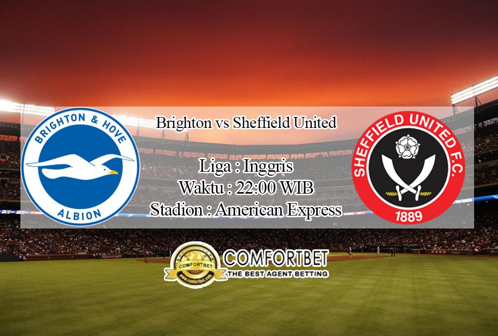 Prediksi Skor Brighton Vs Sheffield United 21 November 2019