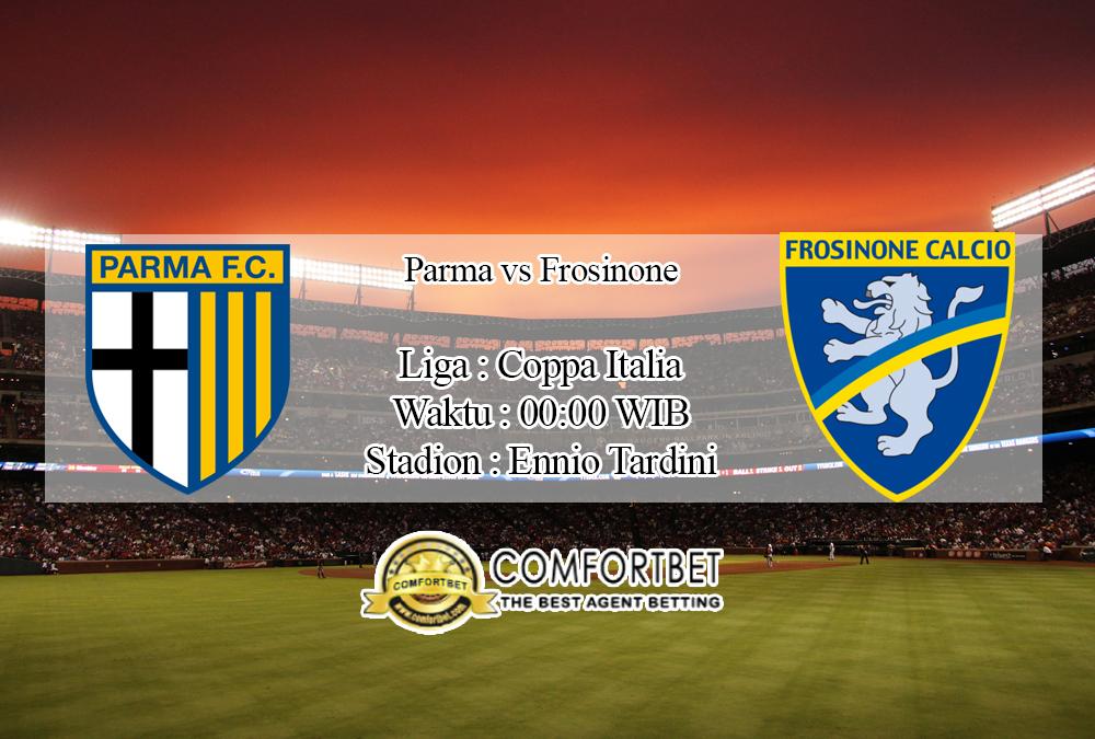 Prediksi Skor Parma Vs Frosinone 6 Desember 2019