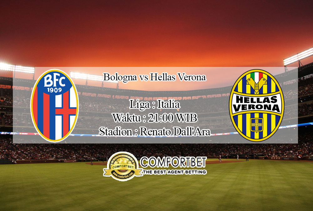 Prediksi Skor Bologna Vs Hellas Verona 19 Januari 2020