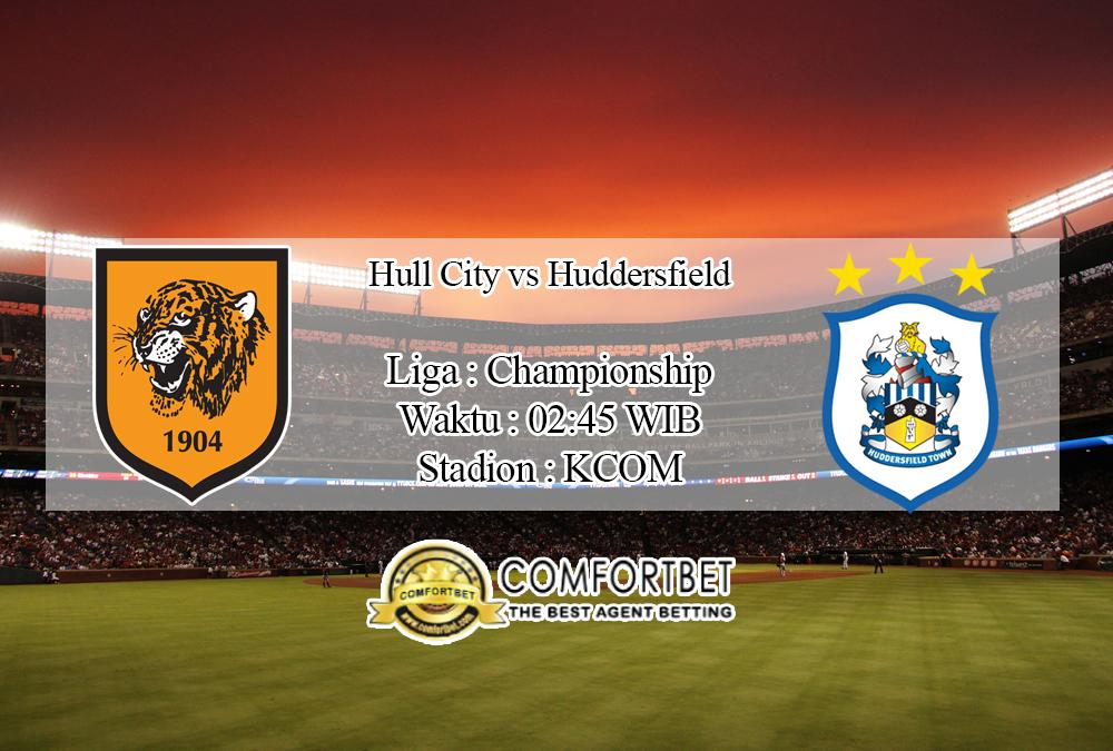 Prediksi Skor Hull City Vs Huddersfield Town 29 Januari 2020