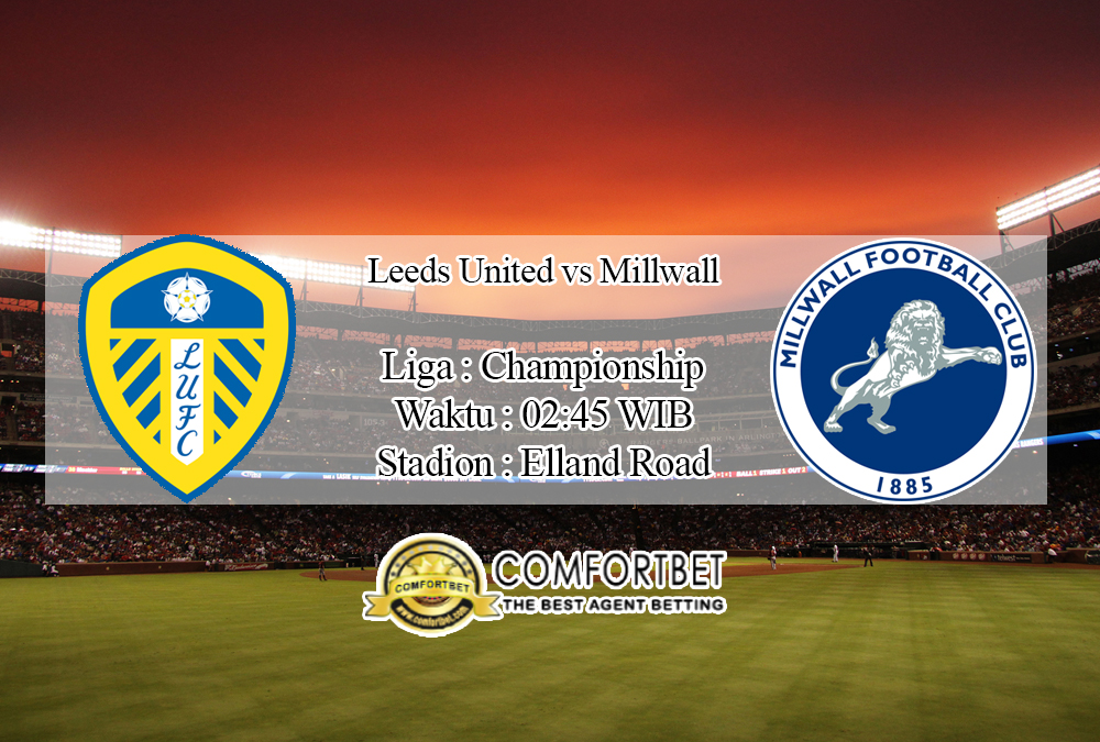 Prediksi Skor Leeds United Vs Millwall 29 Januari 2020