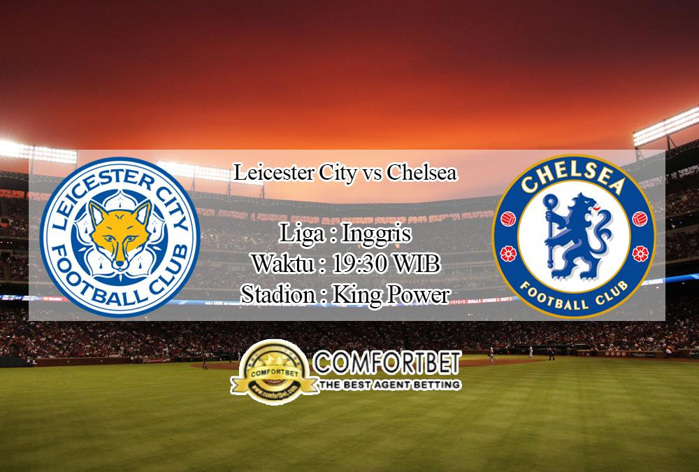Prediksi Skor Leicester City Vs Chelsea 1 Februari 2020