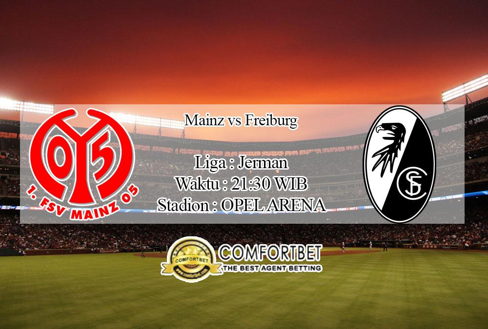 Prediksi Skor Mainz Vs Freiburg 18 Januari 2020