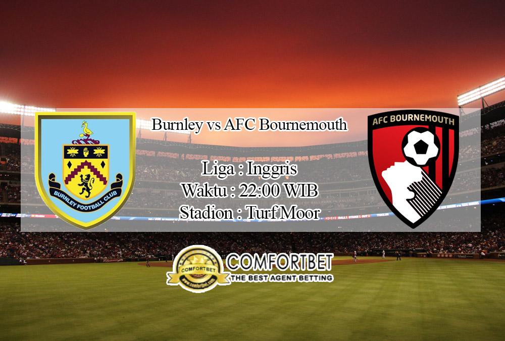 Prediksi Skor Burnley Vs AFC Bournemouth 22 Februari 2020