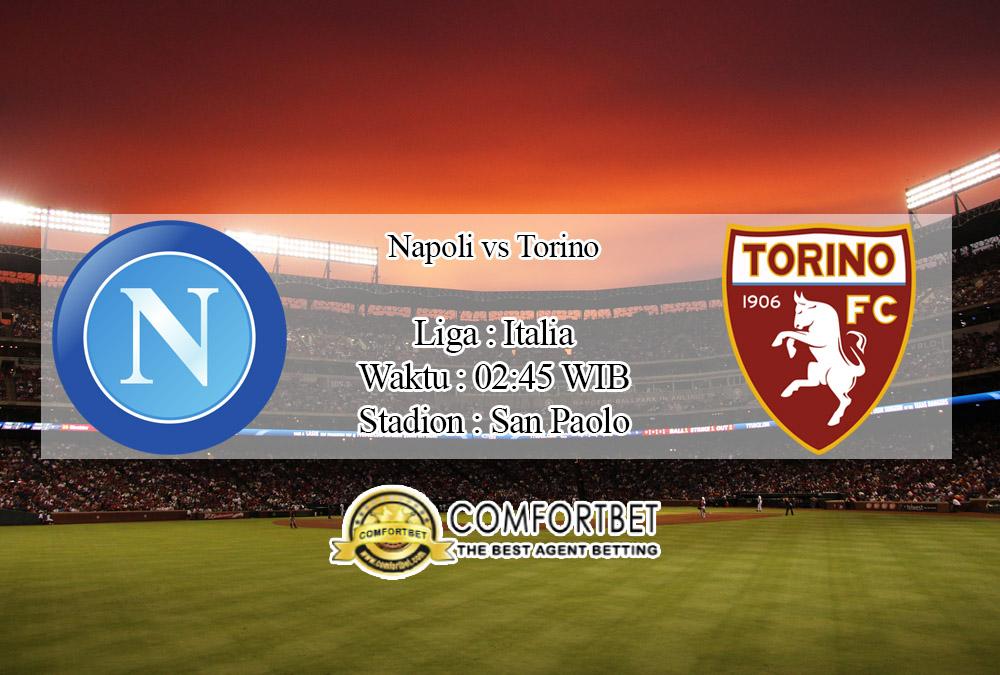 Prediksi Bola Napoli Vs Torino 1 Maret 2020