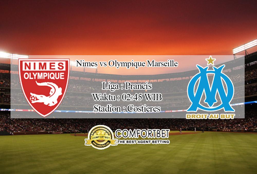 Prediksi Bola Nimes Vs Olympique Marseille 29 Februari 2020