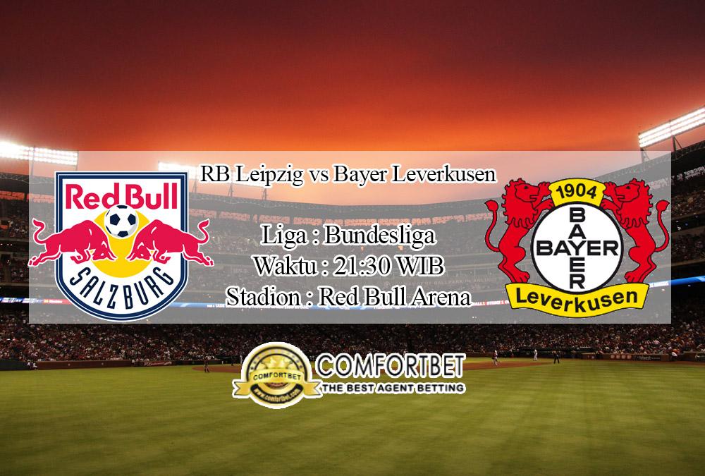 Prediksi Bola RB Leipzig Vs Bayer Leverkusen 1 Maret 2020