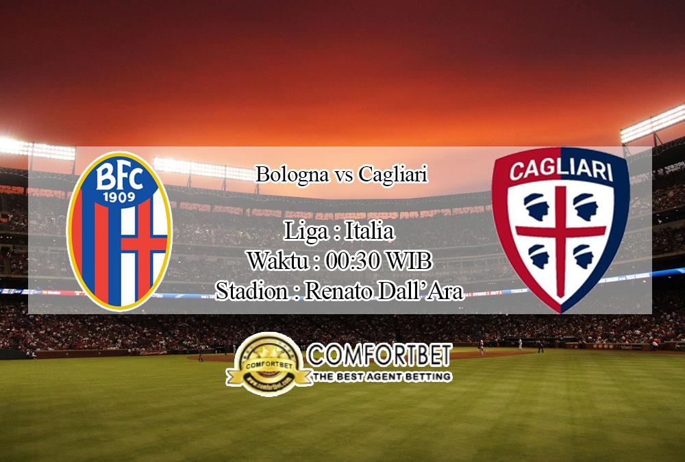 Prediksi Bola Bologna vs Cagliari 2 Juli 2020