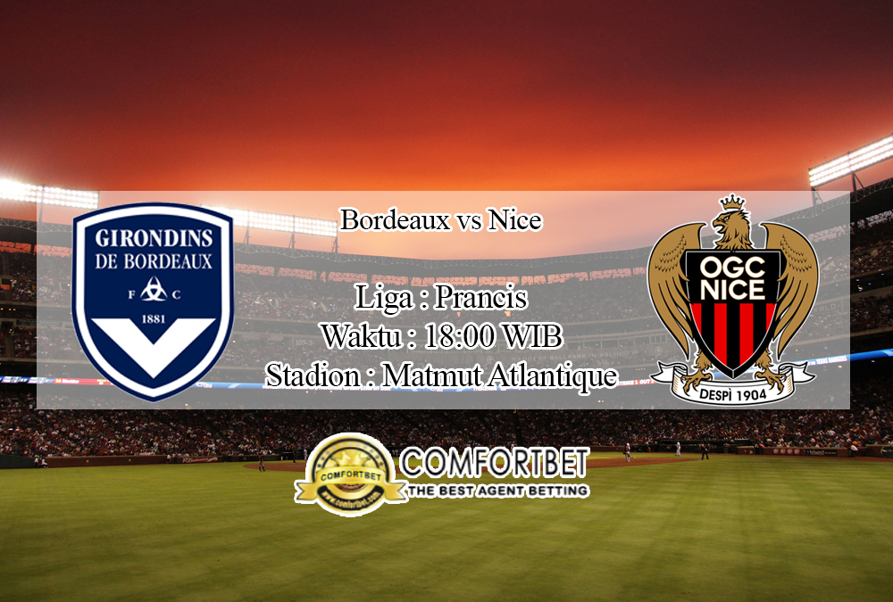 Prediksi Bola Bordeaux Vs Nice 27 September 2020