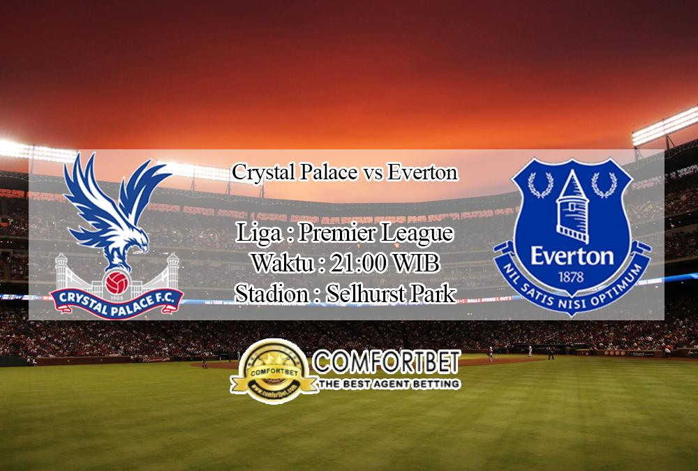 Prediksi Bola Crystal Palace Vs Everton 26 September 2020