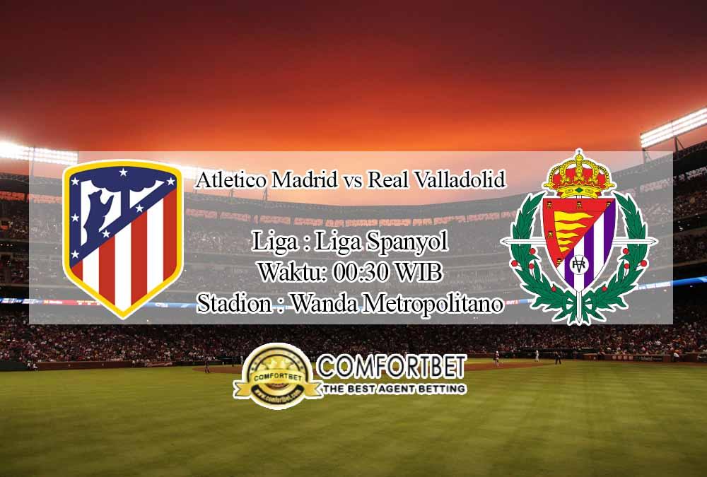 Prediksi Skor Atletico Madrid vs Real Valladolid 6 Desember 2020