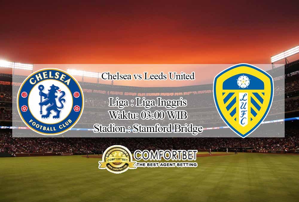 Prediksi Skor Chelsea vs Leeds United 6 Desember 2020